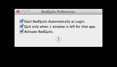 RedQuits